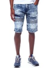 Rocawear - Infusion Denim Moto Short-2506085