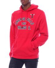 Mitchell & Ness - Bulls Team History Hoodie-2506969