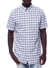 Button-downs - Tonal Gingham SS Woven Shirt-2505616