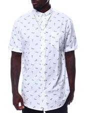 Button-downs - Shark SS Woven Shirt-2505622