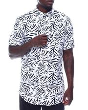 Chaps - Bamboo Print SS Woven Shirt-2505664