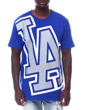 Mitchell & Ness - LOS ANGELES DODGERS Big Face Tee-2505700