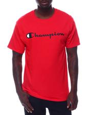 Champion - Classic Script Logo Tee-2506178