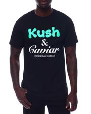 Crooks & Castles - Kush and Caviar Tee-2506188