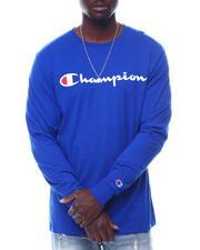 T-Shirts - LS Script Logo Tee-2506269