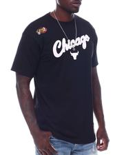 Mitchell & Ness - BULLS Cloudy Skies City Tee-2505731