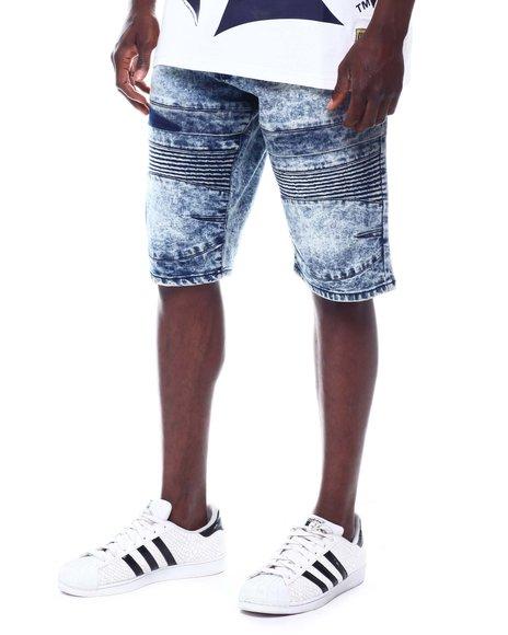 Rocawear - Infusion Denim Moto Short