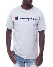 Champion - Classic Script Logo Tee-2506137