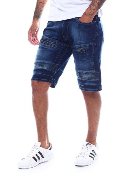 Rocawear - IconClad Moto Denim Short