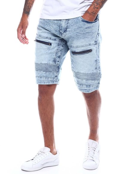 Rocawear - IconClad Moto Denim Short