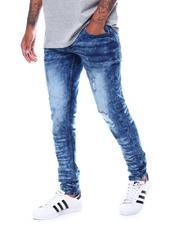 Jeans - DISTRESSED MOTO JEAN-2505933
