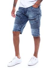 Rocawear - Al Dente Denim Moto Short-2505954
