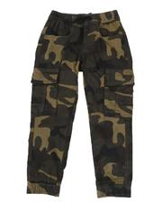 Boys - Camo Stretch Twill Jogger Pants (4-7)-2507305