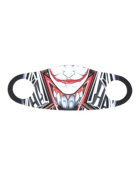 AMillion - Joker Face Mask (Unisex)