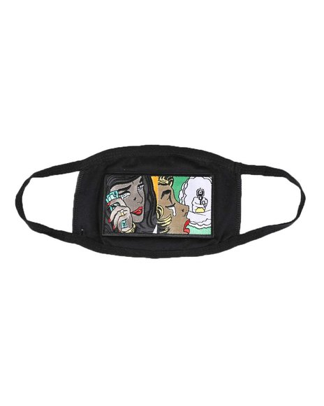 Buyers Picks - MVT Tears and Dollars Face Mask (Unisex)