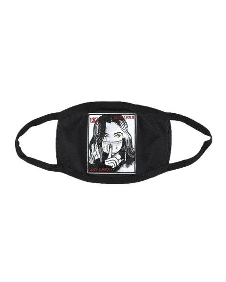 Buyers Picks - Say Less Face Mask (Unisex)