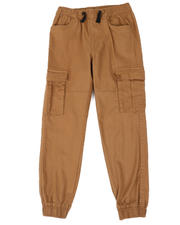 Pants - Stretch Cargo Twill Jogger Pants (8-18)-2507260