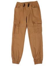 Phat Farm - Stretch Cargo Twill Jogger Pants (8-18)-2507260