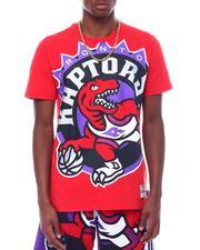 Shirts - TORONTO RAPTORS Big Face Tee-2505641