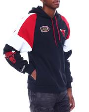 Mitchell & Ness - CHICAGO BULLS Instant Replay Hoodie-2507097