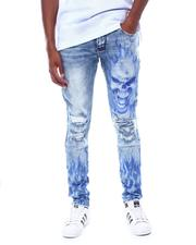 Crysp - ATLANTIC Blue Flame Jean-2507103