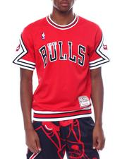 Mitchell & Ness - CHICAGO BULLS Authentic Shooting Shirt-2507129