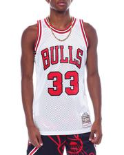 Mitchell & Ness - Platinum Swingman Jersey - Scottie Pippen-2507182