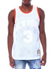 Mitchell & Ness - KNICKS Cloudy Skies Swingman Jersey - John Starks-2507195