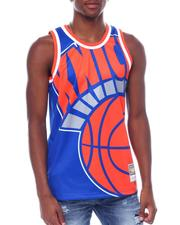Mitchell & Ness - KNICKS Big Face Fashion Tank-2507214