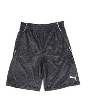 Boys - Speed Pack Heathered Performance Shorts (8-20)-2508016