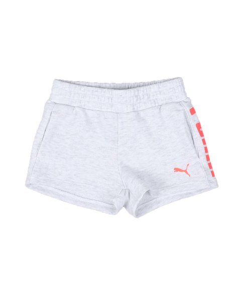 Puma - Stay Bold Pack French Terry Shorts (4-6X)