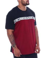 Ecko - Pieced Together S/S Crew Neck Tee (B&T)-2508649