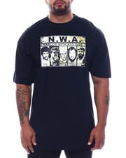 Big & Tall Faves - Narcos With Attitude Tee (B&T)-2508754