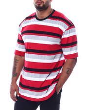 Buyers Picks - Stripe Crew T-Shirt (B&T)-2508933