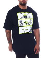 Short-Sleeve - Rolling Smoking Neon Tee (B&T)-2509065