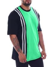 Buyers Picks - Vertical Stripe Crew T-Shirt (B&T)-2509150