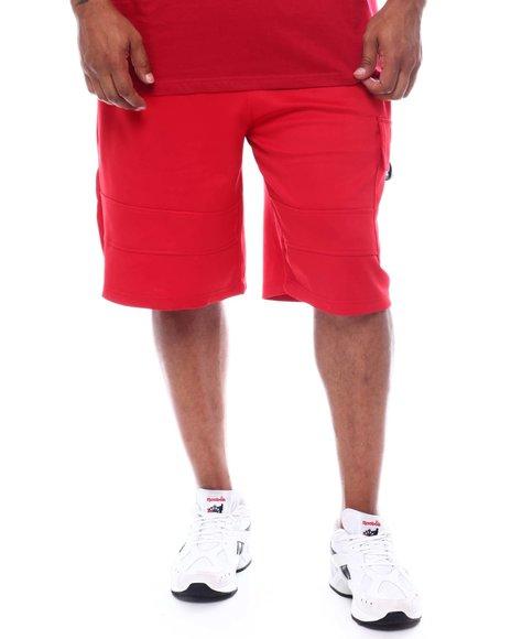 Buyers Picks - Cargo Pocket Rib Waist Scuba Shorts (B&T)