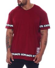 Ecko - All Taped Up S/S V Neck (B&T)-2508625