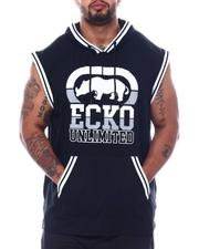 Ecko - Big Hit Sleeveless Hood (B&T)-2508714