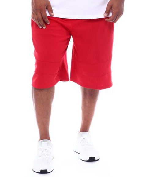 Buyers Picks - Contrast Zipper Stretch Scuba Shorts (B&T)