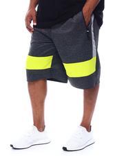 Shorts - Zipper Side Pocket Shorts (B&T)-2508744