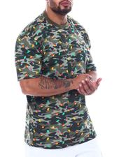 Men - Popsicle Camo Crew T-Shirt (B&T)-2508877