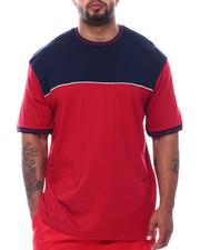Short-Sleeve - Colorblock Crew T-Shirt (B&T)-2509015