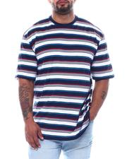 Short-Sleeve - Stripe Crew T-Shirt (B&T)-2508925