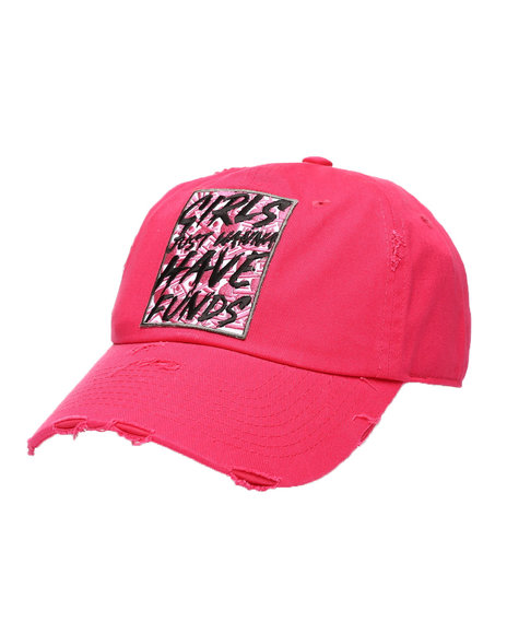 Buyers Picks - Girls Just Wanna Have Funds Dad Hat (Unisex)