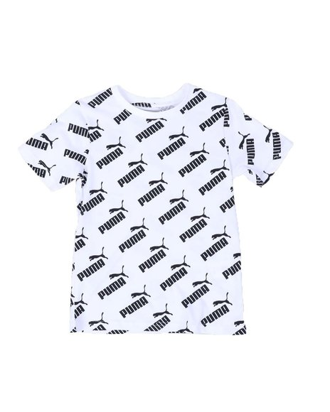 Puma - Amplified Pack All Over Print Tee (8-20)
