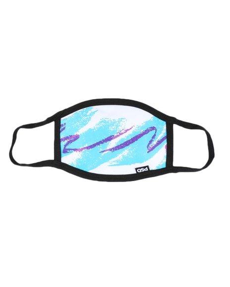 PSD UNDERWEAR - 90's Cup Face Mask (Unisex)