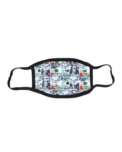 PSD UNDERWEAR - Money Diamond Face Mask (Unisex)
