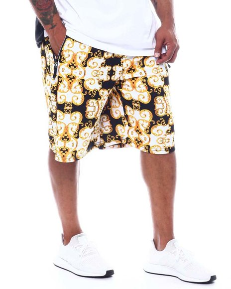 Buyers Picks - Baroque Printed Scuba Shorts (B&T)