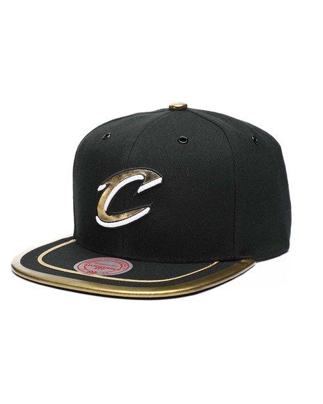 Mitchell & Ness - Cleveland Cavaliers Soutache Snapback Hat